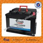 66514 mf 12v 165ah automóvel carro batteri