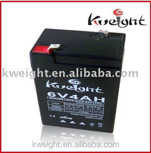 made in china sealed lead acid battery 4ah gel battery for ups and solar energy system