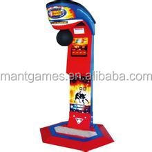 Lastest amusement arcade game machine - electronic boxing game machines trade assurance supplier