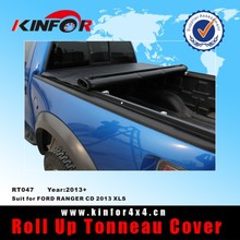 Soft truck camper shells for FORD RANGER CD 2013 XLS