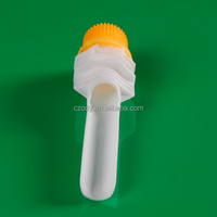 China supplier hard plastic drinking straw
