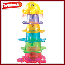 Happy stacking cups set