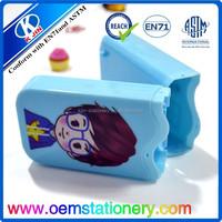 Promotional cheap blue folding pencil case/Hot new products for 2015 folding pencil case/folding pencil case for case