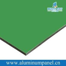 4mm 0.5mm PVDF advertisement sign board acp aluminum composite panel