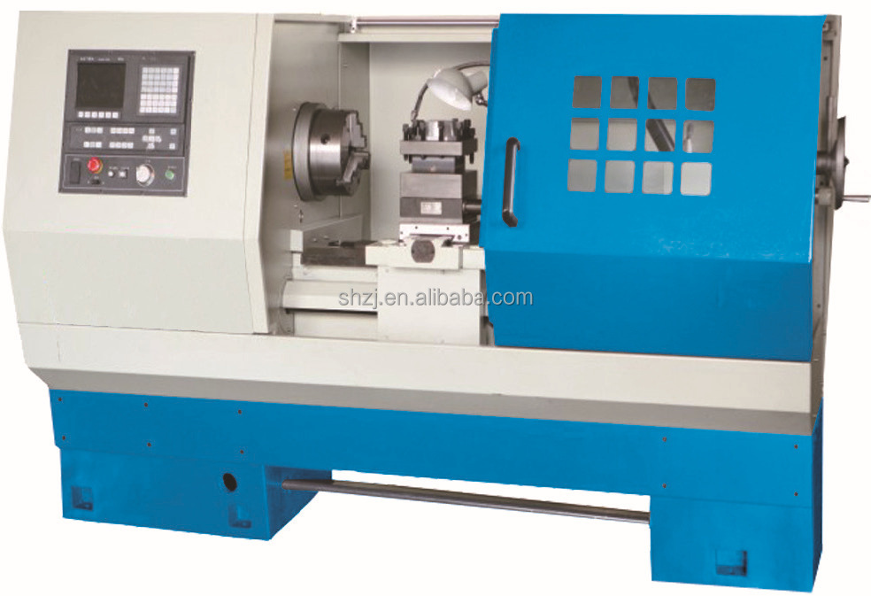 Ck6166 Cnc Lathe Machine - Buy Cnc Lathe Machine,Cnc ...