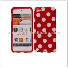 Mobile phone case phone accessories for apple ipod touch 5 case
