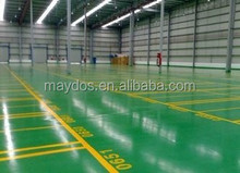 Maydos dustfree anti corrosive heavy duty liquid epoxy for building floor coating
