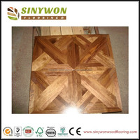 Acacia Material 15mm Thickness Parquet Tile