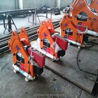 Construction Equipment Loader Backhoe Case 580/590 hydraulic breaker cylinder