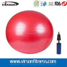 High quality new products popular anti-burst yoga ball