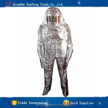 DANFENG DF-003 International wholesale radiation resistant clothing static resistant work clothing