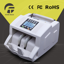 cheap LED universal bill counter machine, cash counting machine, bill counter