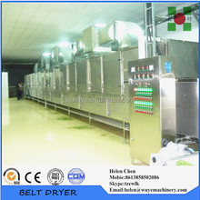 industrial vegetable and fruit drying dryer machine/dehydator