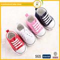 Modelos primavera zapatos lona niños zapatos no-resbaladizos zapatos bebé informales