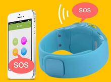 GPS tracker for kids. kids GPS watch.Child SOS WATCH