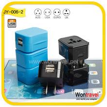 Electric Type Universal international travel smart adapter plug Singapore Travel plug
