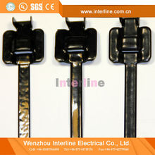 China Wholesale High Quality Releasable Type Stainless Steel Cable Tie