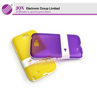 PC+TPU Holster Protector case for Samsung Galaxy Note 2 N7100