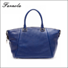 2015 new products genuine pebbled leather Professional ladies' handbag at low price