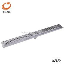 Linear stainless steel kitchen floor drain/ grate drain/ shower drain / grate drainage