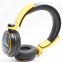 Professional stereo bluetooth studio headphones private tooling headphones plastic headphone covers