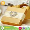 luxury chocolate candy customized wedding gift box
