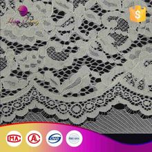 Best Price 100% Warranty 2015 Latest Eco-Friendly Bridal Lace Fabric Wholesale Chantilly