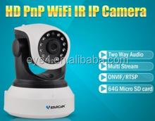 VStarcam Pnp 720p Wireless Pan Tilt infrared network camera two way radio