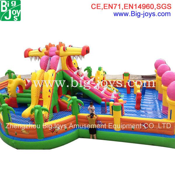 gonflable ville de plaisir enfants fun city aire de jeux gonflable g ant gonflable fun de la. Black Bedroom Furniture Sets. Home Design Ideas