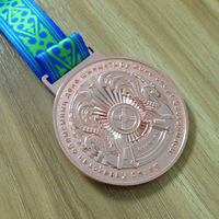 China supplier customized cheap award religions sports medals