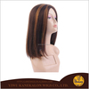 Hair extensions,fashion heat resistance full lace wig,synthetic wig