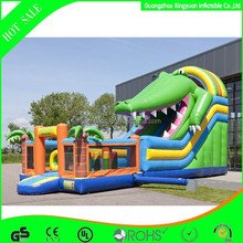 Inflatable crocodile character slide,inflatable crocodile character slide,inflatable crocodile character slide