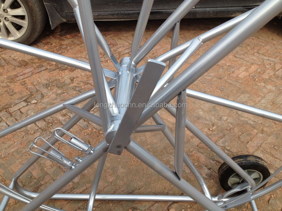 FRP duct rodder Push rodder Python rod,Fiberglass Flexible duct rodder ...