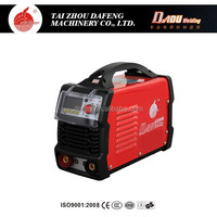 Easy Stalling Automatic Zx7-250t Mma Welding Dc Inverter Welding Machine,