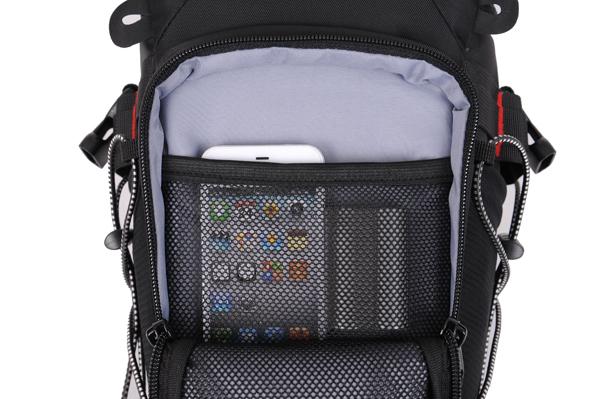Numérique unique reflex sac de caméra et appareil photo numérique organisateur sac à dos