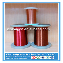 Heat Resistant Insulated Enamel Aluminum Wire 8 Gauge Enameled Aluminum Wire Supplier