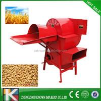 wheat thresher/small grain threshing machine/paddy rice maize thresher for sale