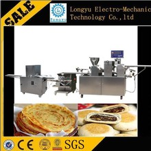 Multi-functional high capacity automatic paratha bread machine