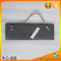 Natural Slate Heart-shaped Memo Board/Slate Tags