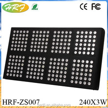 480w full spectrum 12 band LED Grow Lights for seeding, Growing and Flowering