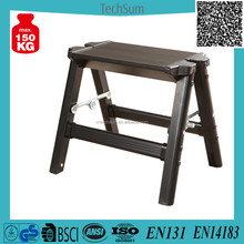 Black Color Small Sitting and Standing Stool