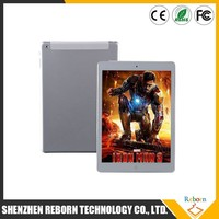 9.7 inch Capacitive Quad Core Tablets 1.5Ghz WIFI dual Camera android 4.4 Tablet PC AM983