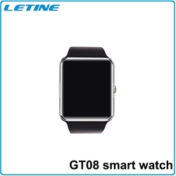 Newsmart watches GT08 4.2cm Bluetooth Smart watch phone for Apple iphone Samsung Android phone relogio inteligente reloj smart w