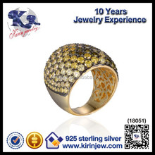 Fashion jewelry indian engagement rings with names