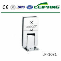China glass accessory factory shower hinge glass door hinge for bathroom