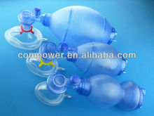 Disposable Bag Valve Mask with Strap