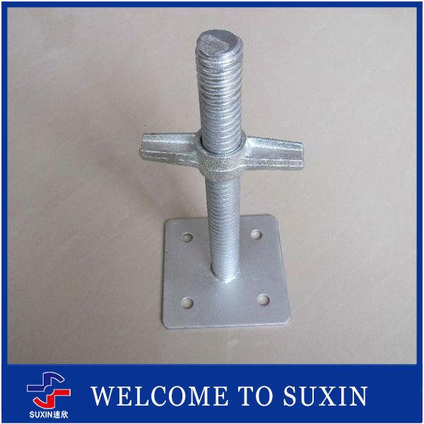 Screw Jacks For Shoring : Shoring manual screw jack base for construction building