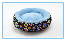 Wholesale Pet Bed Coral Fleece with PP cotton padding