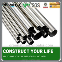 304 stainless steel used pipe and drape for sale in high quality