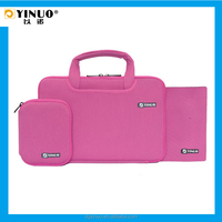 YINUO Neoprene Laptop Sleeve Tote bag for MacBook Pro